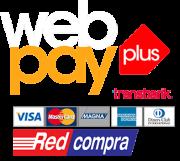 Logo webpay plus transbank